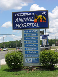 Welcome to Fitzgerald Animal Hospital